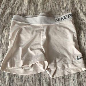 Nike pro shorts spandex
